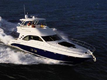 2008 58' Sea Ray-580 Sedan Bridge Chesapeake City, MD, US