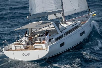 2021 52' 5'' Beneteau-Oceanis 54 Yacht Split, HR