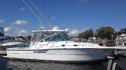 2000 34' Pursuit-3400 Express Fairhaven, MA, US