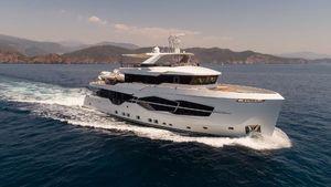 2022 105' Numarine-32XP Hull #7 - Early 2023 Miami, FL, US