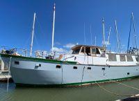 1979 Roughwater Trawler Roughwater 58