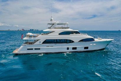 2020 112' Ocean Alexander-112 Motoryacht Pompano Beach, FL, US