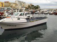 2006 Custom Nicolao Fishing Boat