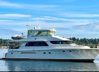 2006 Cheoy Lee 68' Motoryacht