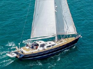 2004 Van Dam Nordia 66 Cruiser