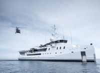 2017 Damen Displacement Support Vessel