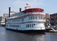 1985 Custom Serodino Dinner Boat