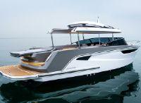 2021 Alfastreet Marine 23 Cabin Motor
