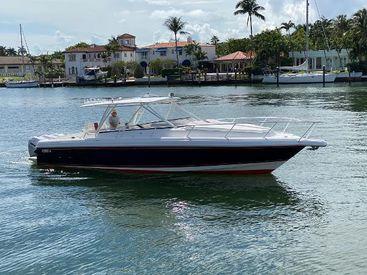 2006 37' Intrepid-377 Walkaround Miami Beach, FL, US
