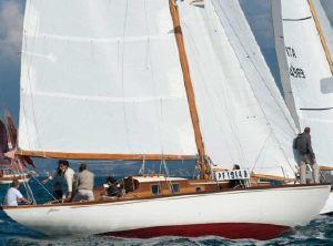 1946 Classic Cornu 13.5m Bermudan Sloop