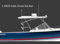 2021 Limestone 290CD Classic Day Boat