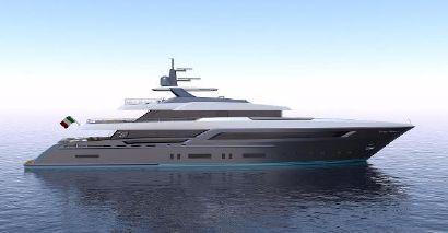 2022 154' Hull #1-Motor Yacht IT