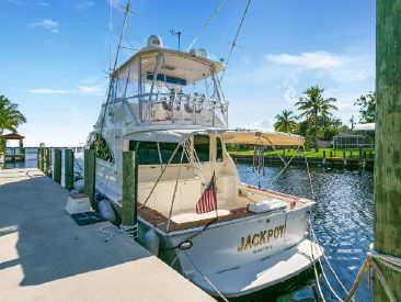 2002 56' Ocean Yachts-Sportfish Port Charlotte, FL, US