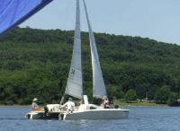 1980 Catamaran reynolds