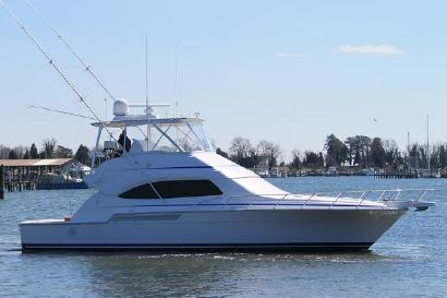 2008 51' Bertram-51 Sportfish Ocean City, MD, US