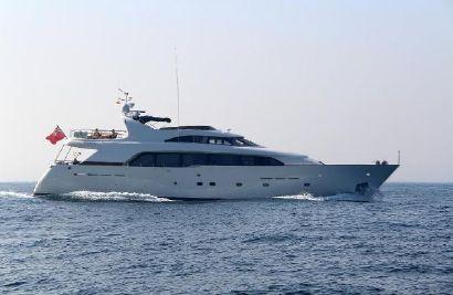 1998 90' Bugari-Motor Yacht Rotterdam, NL