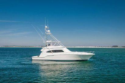 2003 67' Bertram-67 Convertible Destin, FL, US