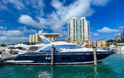 2018 66' Azimut-66 Miami Beach, FL, US