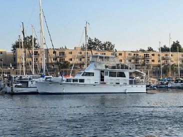 1955 58' Huckins-Motoryacht Marina Del Rey, CA, US