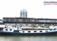 1971 Varend Woonschip 28.65 met CvO Rijn