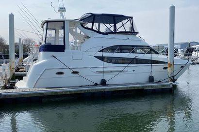 2006 40' Meridian-408 Motoryacht Norwalk, CT, US
