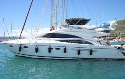 2006 58' 9'' Princess-57 Marina, HR