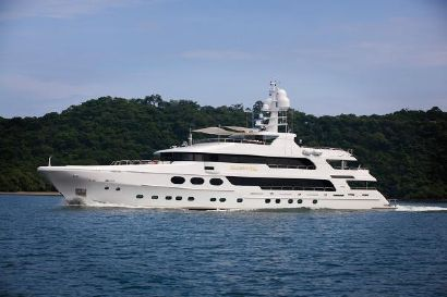 2011 162' Christensen-Motor Yacht Cruising, BS