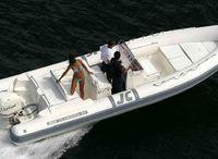 2010 JokerBoat Clubman 26 S