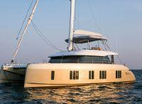 2022 Sunreef 50 Sailing