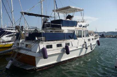 1981 43' 3'' Grand Banks-42 Motor Yacht OLLIOULES, FR
