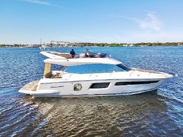 2015 50' Prestige-500 Flybridge Bradenton, FL, US