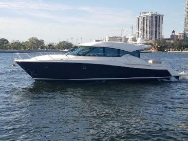 2016 50' Tiara Yachts-50 Coupe Clearwater, FL, US