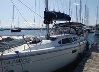 1999 Hunter 340
