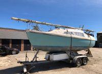 1969 Custom Trailer Sailer Robert Ives Fantasie 630