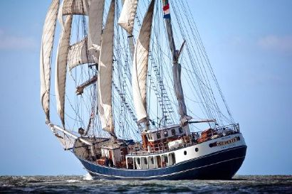 1980 127' BARQUENTINE-three mast barquentine Harlingen, NL