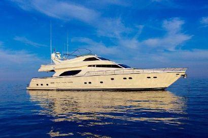 1998 79' 9'' Ferretti Yachts-80 Athens, GR