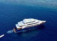 2017 Custom Samboskany 43m Steel Yacht