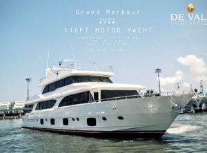 2017 Grand Harbour 116' Motor Yacht