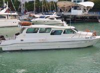 2013 Explorer EV488-Ferry Cruiser