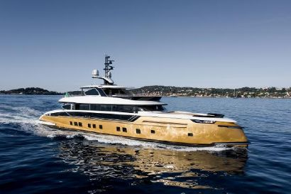 2022 134' 6'' Dynamiq-GTT 135 Monaco, MC
