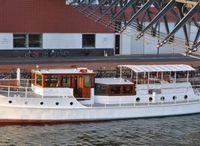 1928 De Vries Lentsch Directie Vaartuig, Salonboot