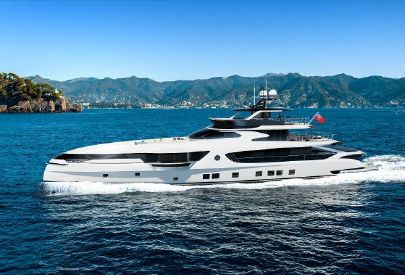 2022 164' 1'' Dynamiq-GTT 165 Monaco, MC