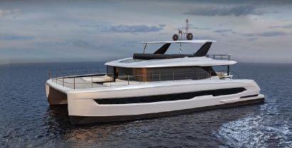 2021 60' Motorcat-HSY-60 Power Catamaran TBA, CN