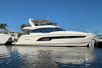2017 63' Prestige-630 Flybridge Fort Lauderdale, FL, US