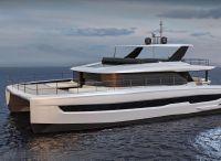 2021 Custom HYS-70 Power Catamaran