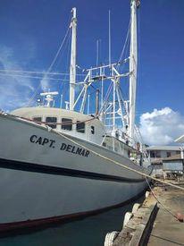 1987 82' Custom-Shrimp Boat French Harbour, HN