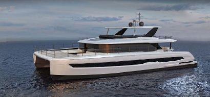 2021 80' 1'' Custom-HYS-80 Power Catamaran TBA, CN
