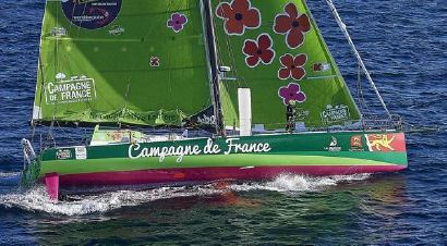 2006 65' 11'' Southern Ocean-Imoca 60 Cherbourg, FR
