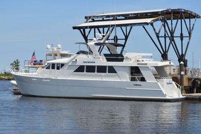 2001 72' Custom-72 Motoryacht Wilmington, NC, US