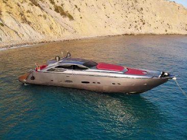 2003 88' 6'' Pershing-88 Faro, PT